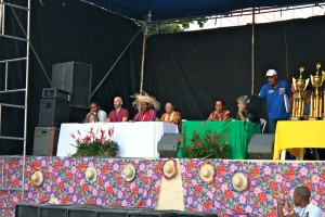 The Judges at the Quadrilha