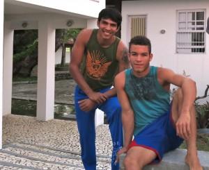 RAFAEL AND BRUNO