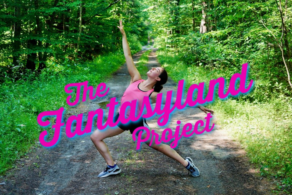 Photograph of Kaitlyn Jackson in The Fantasyland Project